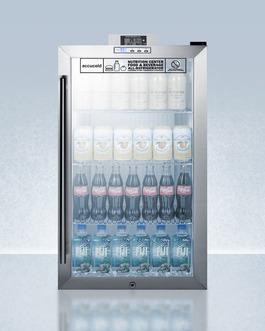 SCR486LNZ Refrigerator Full