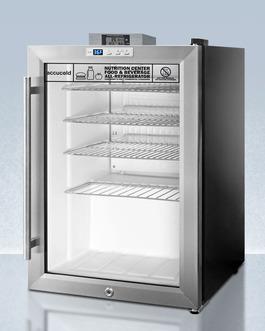 SCR312LNZ Refrigerator Angle