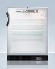 SCR600BGLBINZADA Refrigerator Front