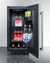 ALR15BCSS Refrigerator Full