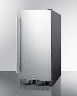 ALR15BSS Refrigerator Angle
