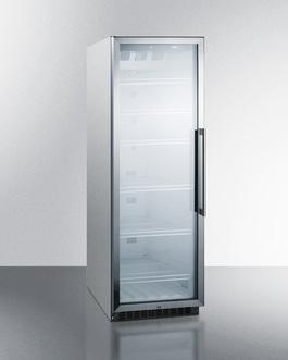 SCR1400WLHCSS Refrigerator Angle