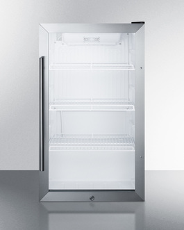 SCR489OSCSS Refrigerator Front