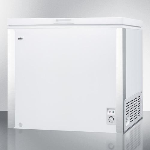 SCFM62 Freezer Angle