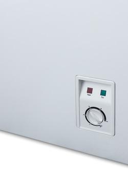 SCFM92 Freezer Detail