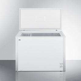 SCFM92 Freezer Open