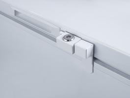 VLT850 Freezer Lock
