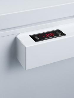 VT85IB Freezer Detail