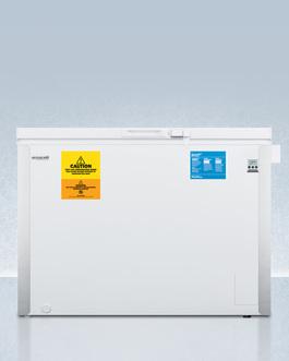 VT85IB Freezer Front