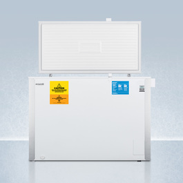 VT85IB Freezer Open
