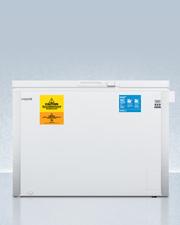 VLT850IB Freezer Front