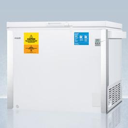 VLT850IB Freezer Angle