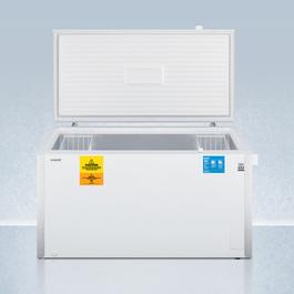 VT175 Freezer Open