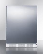 AL750SSHV Refrigerator Front