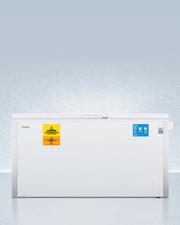 VLT1750IB Freezer Front