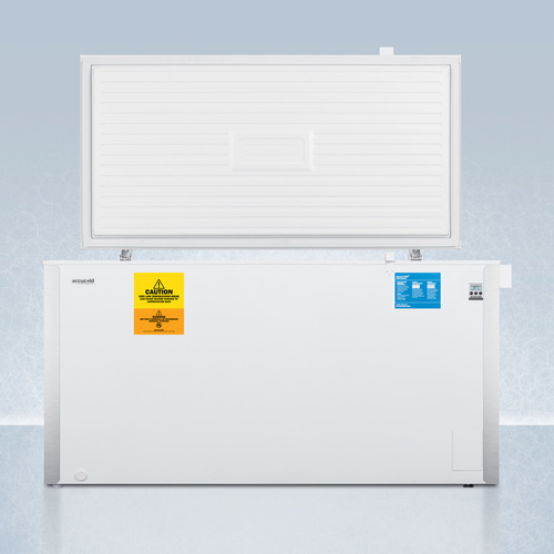 VT175IB Freezer Open