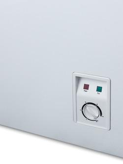 SCFM182 Freezer Detail