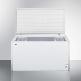 SCFM182 Freezer Open