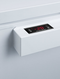 VT85 Freezer Detail