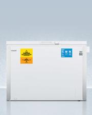VT85 Freezer Front