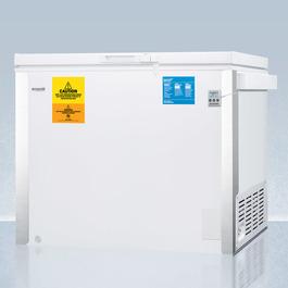 VT85 Freezer Angle