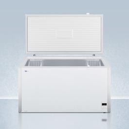 EQFF152 Freezer Open