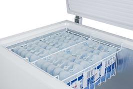 EQFF152 Freezer Detail