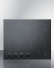 CREK4B Electric Cooktop Front