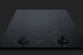 CREK2B Electric Cooktop Detail