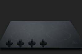 CREK4B Electric Cooktop Detail
