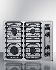 ZTL033S Gas Cooktop Front