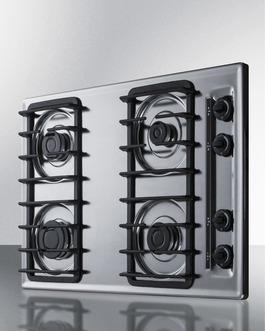 ZTL053S Gas Cooktop Angle