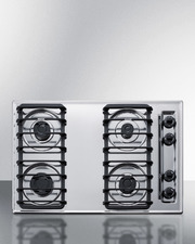 ZTL053S Gas Cooktop Front