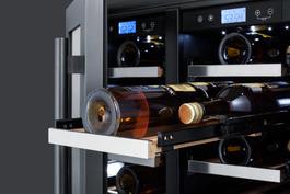 SWC24GKS Wine Cellar Detail
