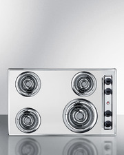ZEL05 Electric Cooktop Front