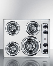 ZEL03 Electric Cooktop Front