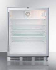 BAR72G Refrigerator Front