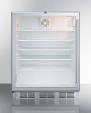 BAR72GLH Refrigerator Front