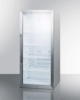 SCR1006CSS Refrigerator Angle