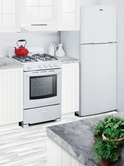 RG244WS Gas Range Set