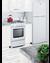 FF1427W Refrigerator Freezer Set
