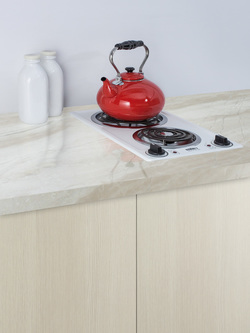 CCE211WH Electric Cooktop Set