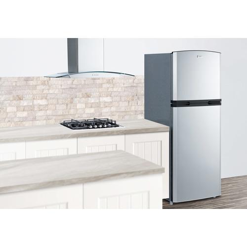 FF1427SS Refrigerator Freezer Set