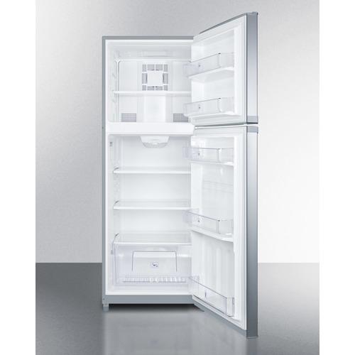 FF1427SS Refrigerator Freezer Open
