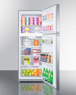 FF1427SS Refrigerator Freezer Full