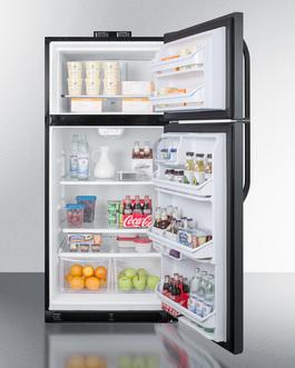 BKRF18B Refrigerator Freezer Full
