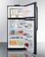 BKRF21B Refrigerator Freezer Full