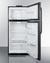 BKRF21B Refrigerator Freezer Open