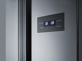 FDRD15SS Refrigerator Freezer Detail
