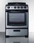 PRO247SS Gas Range Front